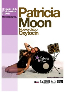 Patricia Moon Costello Club Oxytocin